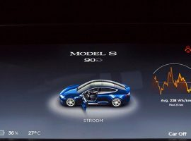 TESLA MODEL S 2016 (67`000$)