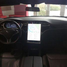 Tesla Model S 90D 2017 (77`000$)