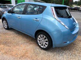 Nissan Leaf S 2015 $ 15,200