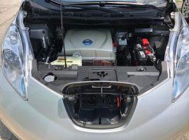 Nissan Leaf S 2015 $ 14,000