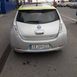 Nissan Leaf SV 2013 $12,100