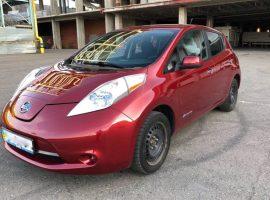 Nissan Leaf S 2013 $12,000